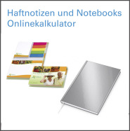 Haftnotizen, Notes, FSC Naturpapier, Booklet, Geiger notes, Hinze Werbeservice Berlin Brandenburg