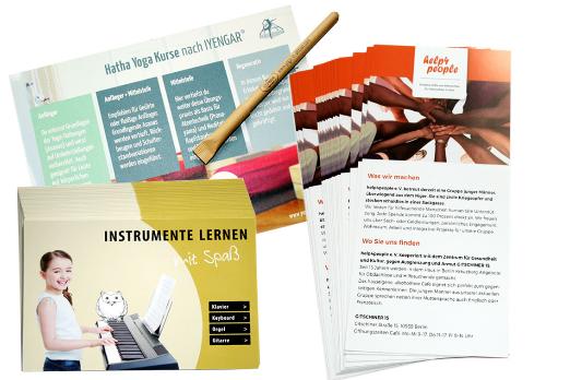 Grafikdesign Hinze Werbeservice Berlin Brandenburg